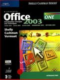 Microsoft Office 2003, Gary B. Shelly, Thomas J. Cashman, Misty E. Vermaat, 0619200243