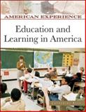 Education and Learning in America, Reef, Catherine, 0816070245