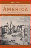 America - A Narrative History V 1 7e Brief Study Guide, Eagle, C., 0393930246
