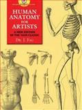 Human Anatomy for Artists, J. Fau, 0486470245