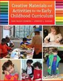 Creative Materials and Activities for the Early Childhood Curriculum, Loose-Leaf Version, Isenberg, Joan R. and Durham, Jenn, 0133850242
