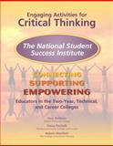 NSSI Engaging Activities for Critical Thinking, Baldwin, Amy and Piscitelli, Steve, 0137050240