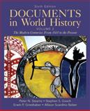 Documents in World History, Volume 2, Stearns, Peter N. and Gosch, Stephen S., 0205050247