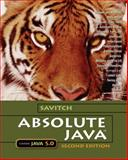 Absolute Java 9780321330246