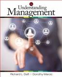 Understanding Management, Daft, Richard L. and Marcic, Dorothy, 1111580243