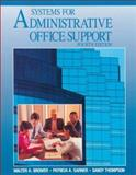 Systems for Administrative Office Support, Brower, Walter A., Jr. and Garner, Patricia A., 0028010256