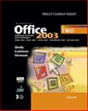 Microsoft Office 2003 : Advanced Concepts and Techniques, Shelly, Gary B. and Cashman, Thomas J., 0619200251