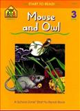 Mouse and Owl, Joan Hoffman and Barbara Gregorich, 0887430252