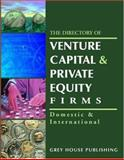 The Directory of Venture Capital Firms 9781592370252
