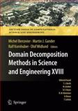 Domain Decomposition Methods in Science and Engineering XVIII, Springer, 364226025X