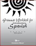 Grammar Workbook for Introductory Spanish, Maceri, Domenico, 0072440252