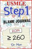 Usmle Step 1 Blank Journal, Mon, 1492720259