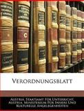 Verordnungsblatt, , 1144390257
