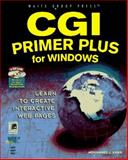 CGI Primer Plus for Windows, Kabir, Mohammad J., 1571690255