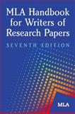 MLA Handbook for Writers of Research Papers, Gibaldi, Joseph and Modern Language Association of America Staff, 1603290257