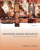 Managing Human Resources, Cascio, Wayne, 0073530263