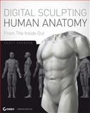 ZBrush Digital Sculpting Human Anatomy, Scott Spencer, 0470450266