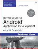 Introduction to Android Application Development, Joseph Annuzzi and Lauren Darcey, 0321940261