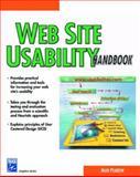 Web Site Usability Handbook, Pearrow, Mark, 1584500263