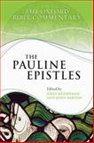 The Pauline Epistles, Muddiman, John and Barton, John, 019958026X