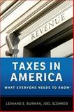 Taxes in America, Leonard E. Burman and Joel Slemrod, 0199890269