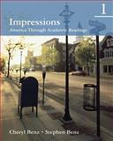 Impressions Book 1, Benz, Cheryl and Benzell, Steven, 0618410260