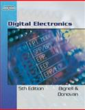 Digital Electronics, Bignell, James and Donovan, Robert, 1418020265