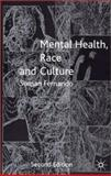 Mental Health, Race and Culture, Fernando, Suman, 0333960262