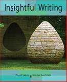 Insightful Writing 9780618870264