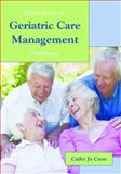 Handbook of Geriatric Care Management, Cress, Cathy Jo, 0763790265