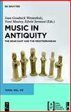 Music in Antiquity : The near East and Mediterranean, , 3110340267