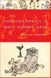 Popular Literacy in Early Modern Japan, Rubinger, Richard, 0824830261