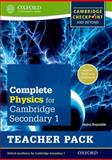 Complete Physics for Cambridge Secondary 1 Teacher Pack, Helen Reynolds, 0198390262