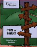 Ethics and Conflict, Kathleen Ouimet Perrin and James McGhee, 0763750263