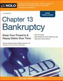 Chapter 13 Bankruptcy, Stephen Elias and Kathleen Michon, 1413320260