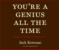 You're a Genius All the Time, Regina Weinreich and Jack Kerouac, 081187026X