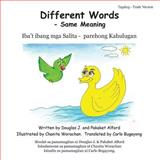 Different Words - Same Meaning Tagalog Trade Version, Douglas Alford and Pakaket Alford, 1495350266