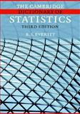 The Cambridge Dictionary of Statistics, Everitt, Brian, 0521690277