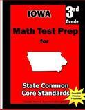 Iowa 3rd Grade Math Test Prep, Teachers Treasures, 1482510278