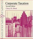 Corporate Taxation 9780735520271
