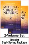 Medical-Surgical Nursing -- Two-Volume Text and Elsevier Adaptive Quizzing Package, Ignatavicius, Donna D. and Workman, M. Linda, 0323280277