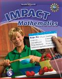 Math Connects, Grade 5, IMPACT Mathematics, Student Edition, Macmillan/McGraw-Hill, 002107027X