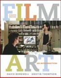 Film Art : An Introduction with Tutorial CD-ROM, Bordwell, David and Thompson, Kristin, 0073310271