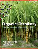 Organic Chemistry : Structure and Function, Vollhardt, K. Peter C. and Schore, Neil E., 1464120277