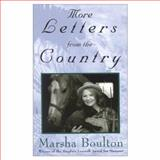 More Letters from the Country, Marsha Boulton, 1552780279
