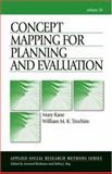 Concept Mapping for Planning and Evaluation, Kane, Mary and Trochim, William, 1412940273