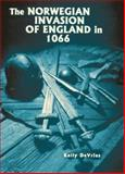 The Norwegian Invasion of England in 1066, DeVries, Kelly, 1843830272