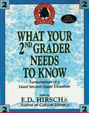 What Your 2nd Grader Needs to Know, E. D. Hirsch, 0385310277
