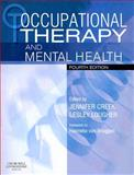 Occupational Therapy and Mental Health 9780443100277
