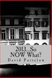 2013... So NOW What?, David Partelow, 1491070277